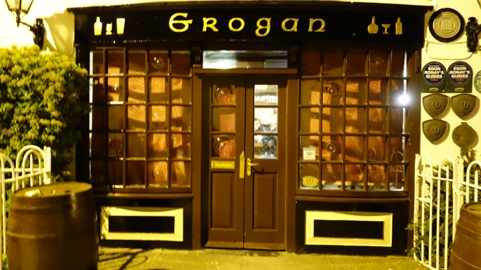 Grogan Pub in Glasson, near Athlone