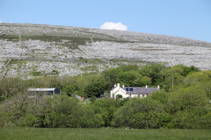 The Burren.