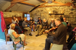 House Session at Kilmaley