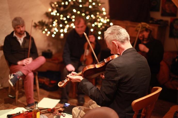Maurice Lennon, Adult  Fiddle  Master Class, Connemara