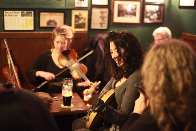 Session, Taaffe's Pub, Galway