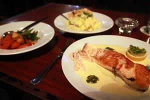 Dinner, Paddy Kinnane's