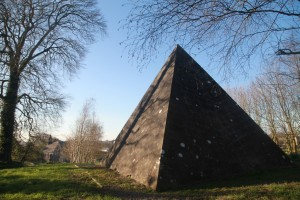 Bernard's Pyramid, Kinnitty.