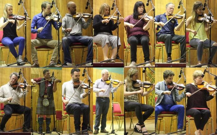 1-fiddle concert
