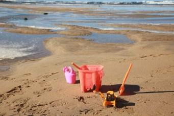 Doughmore Beach. Perhaps construction has already started!