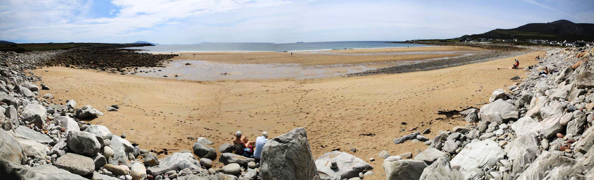 Dooagh beach 1