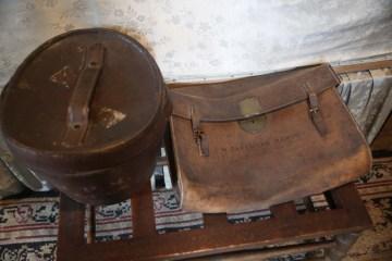 Monogramed bag