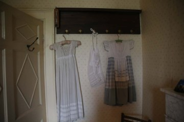 Child's christening dress