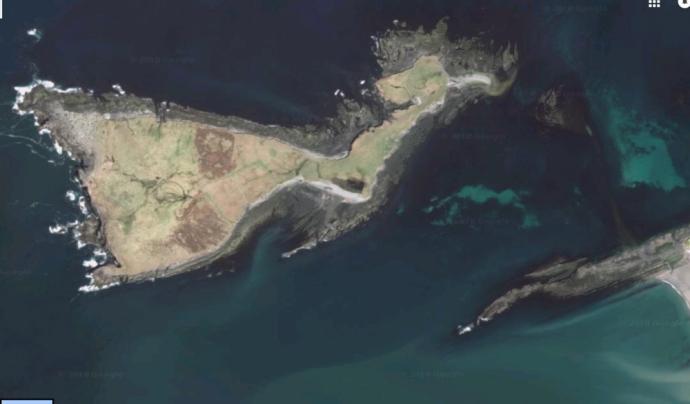 Mutton island road
