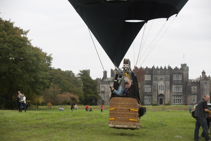 ROSSE PAPERS SUMMARY LIST: 17TH - Birr Castle